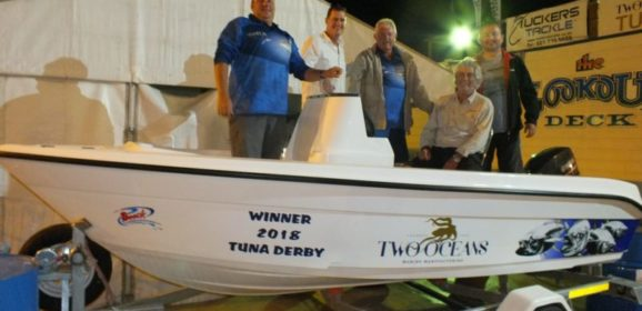 2018 Two Oceans Tuna Derby