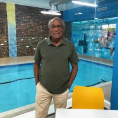 Learning To Swim At 74