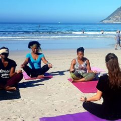 We Are Water – The Mind Behind Ahim'SA And Yoga Beach Therapy