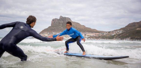 Frank Solomon – Surfer & Ocean Sentinel