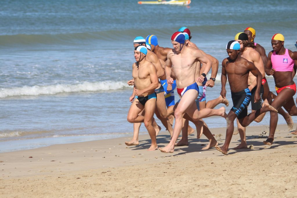 Lifeguarding_is_a Profession_and_an_Essential_Public Service_Kings_ beach_Summer strand_SNR_ Lifesaving_Nationals