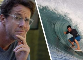 Riding the thoughts behind non surf topics – Surfing with Satre