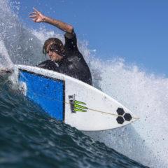 All Eyes On Umhlanga surfer De Vries At The Vans Triple Crown In Hawaii